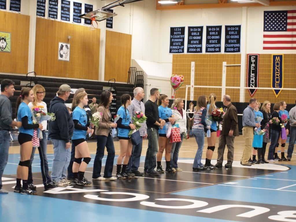Valleyball Seniors 2015