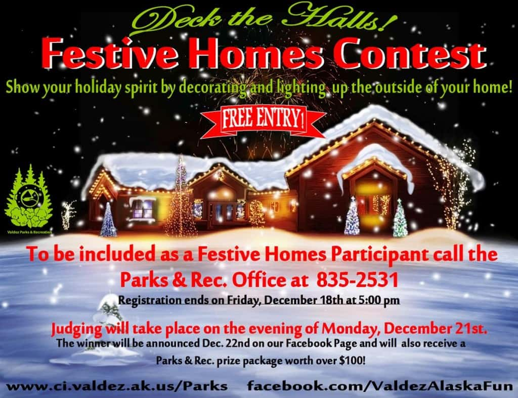 Festive Homes 2015- USE THIS ONE