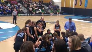 Lady Bucs Win Elks Tournament