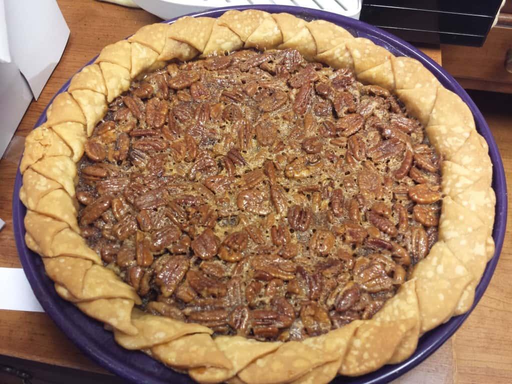 22)  Pecan Pie