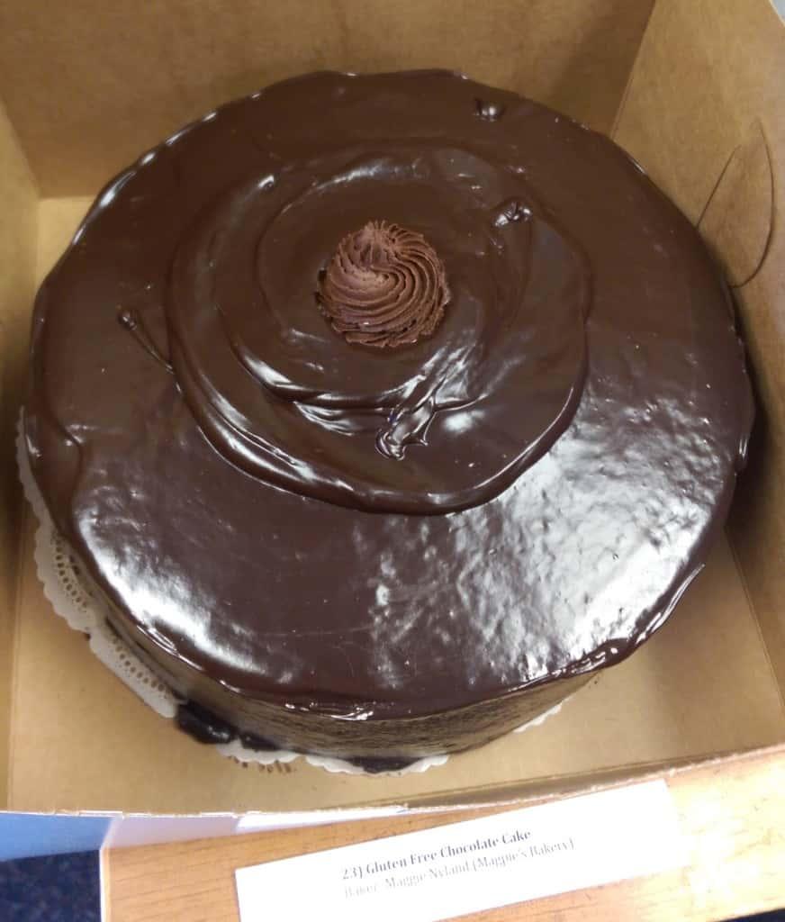 23) Gluten Free Chocolate Cake