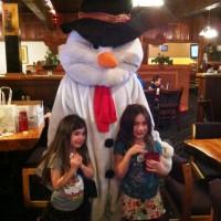 Frosty with Kids