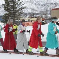 Giant Ski Race 25