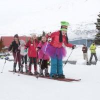 Giant Ski Race 12