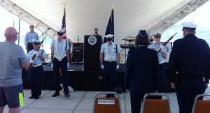 Military Appreciation Day 2016