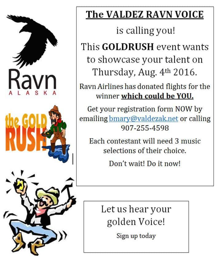 Valdez Ravn Voice Flyer