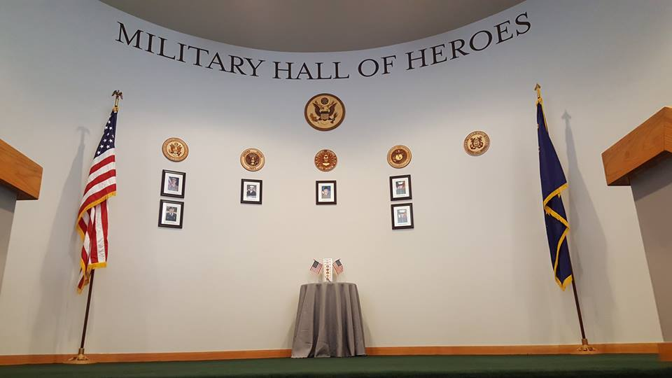 Military Hall of Heroes