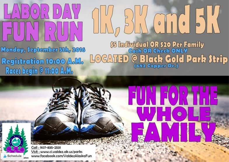 Labor Day Fun Run