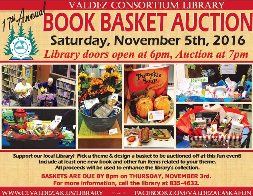 Book Basket Flyer