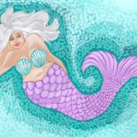 Fat Mermaid logo