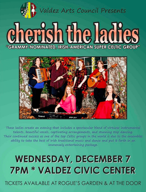 Cherish the Ladies Flyer