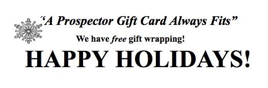 Prospector Gift Card