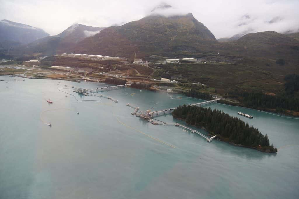 Valdez Oil Spill 2017