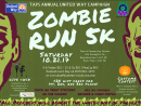 United Way Zombie Run 5K 2017
