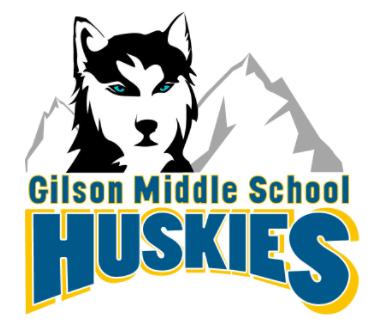 GIlson Middle School Logo