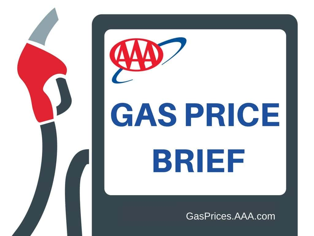 Gas prices hover around $2 mark
