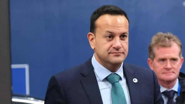 Ireland prime minister to work as doctor during coronavirus epidemic
