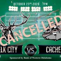 Elks vs Cache