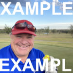 Shawn Example: A hole in ONE!