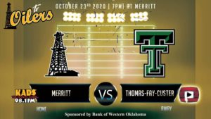 Watch Merritt Oilers vs. Thomas Terriors