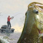 bass-fishing: #1
