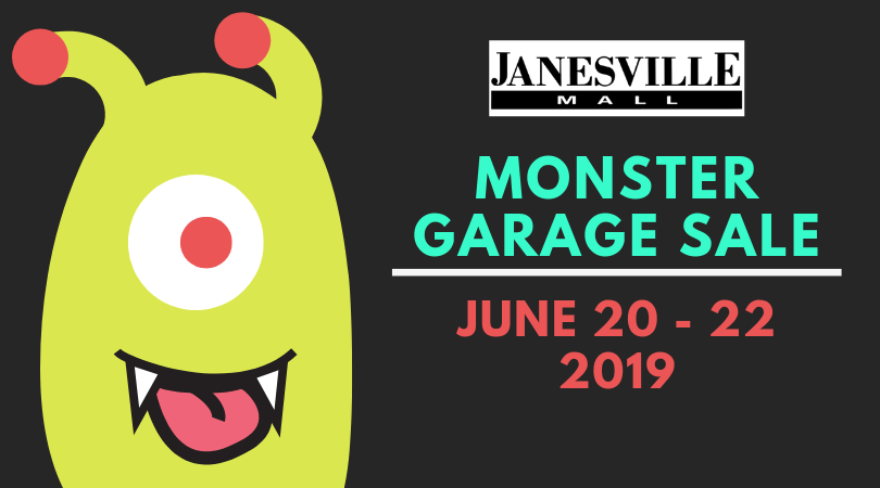 Monster Garage Sale | WJVL
