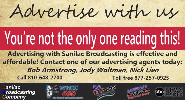 Sanilac Broadcasting Company | Home of WMIC 660-AM, 97 7