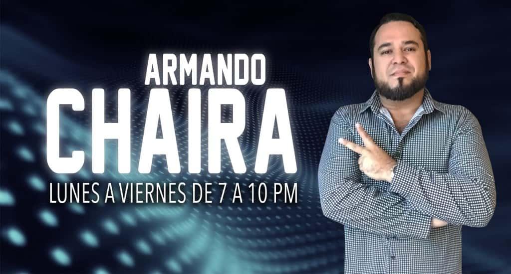 Armando Chaira