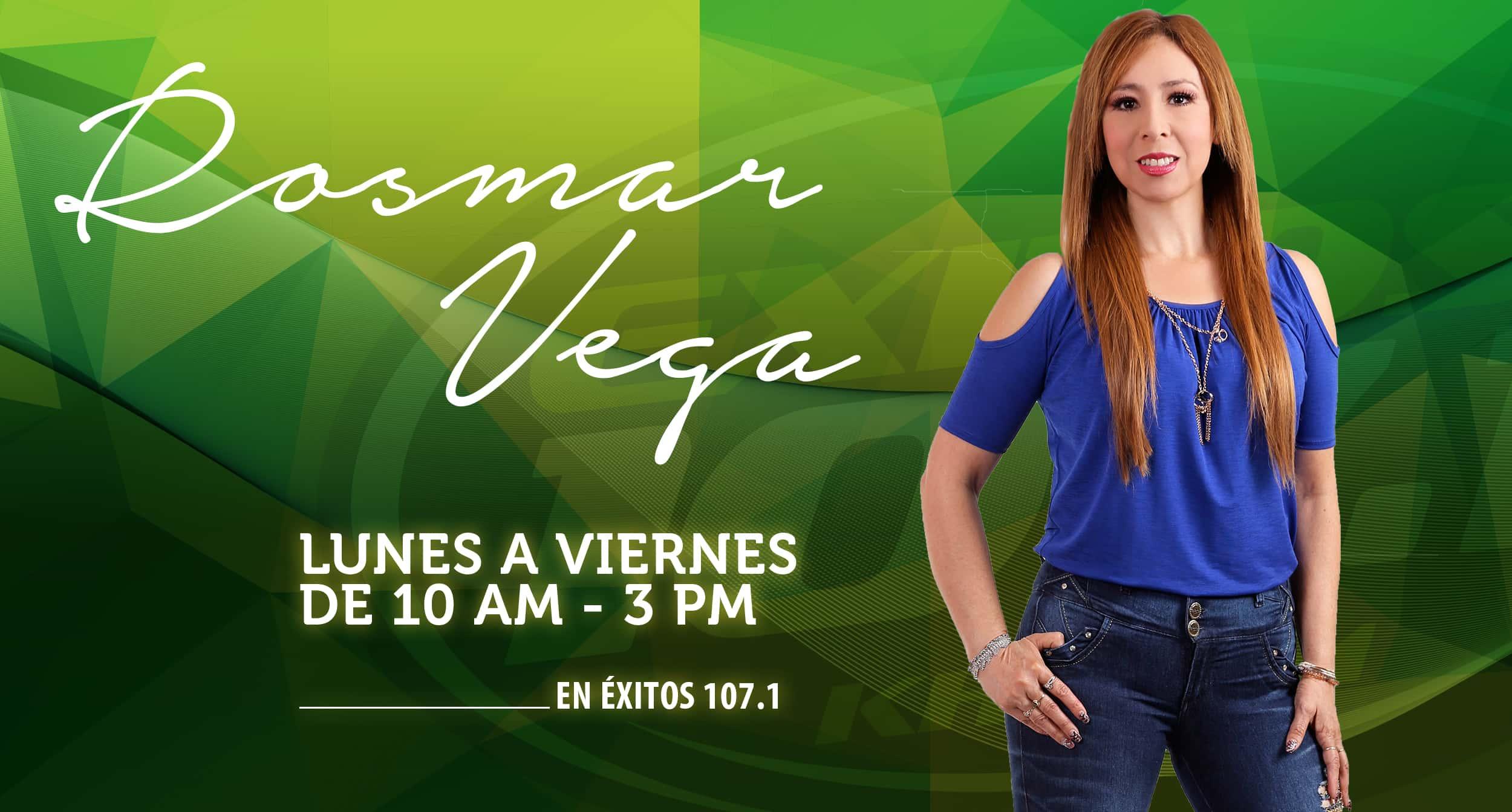 Rosmar Vega Exitos 1071