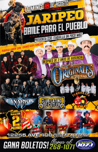 Events for August 18, 2019 | Exitos 107 1