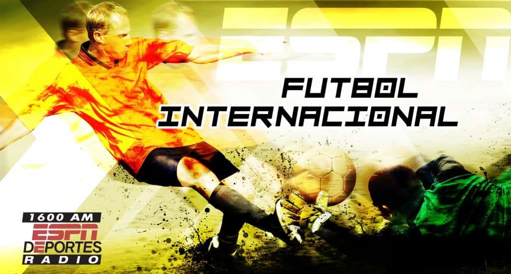Futbol-Internacional