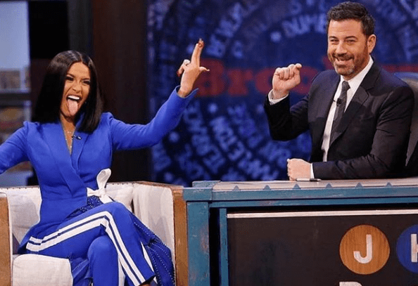 Cardi B Talks About Becoming A Mom, Keeping Kulture Private