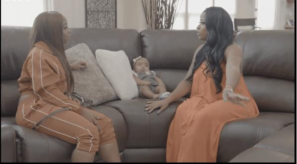 Toya Wright Warns Her & Lil Wayne's Daughter Reginae About