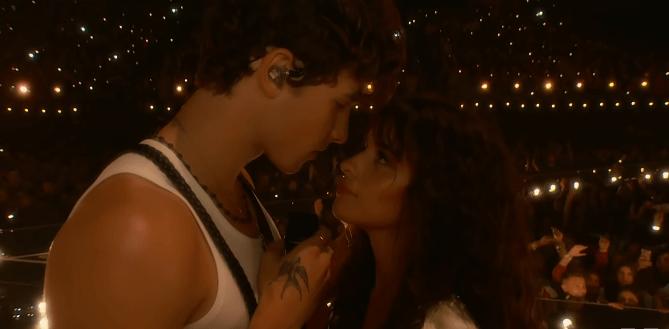 Shawn Mendes & Camila Cabello Perform