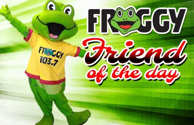 FROGGY 103 7 - WFGS-FM | #1 Country