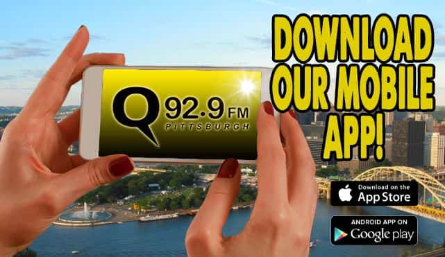 Q92 9 - Pittsburgh's 10 In A Row Station