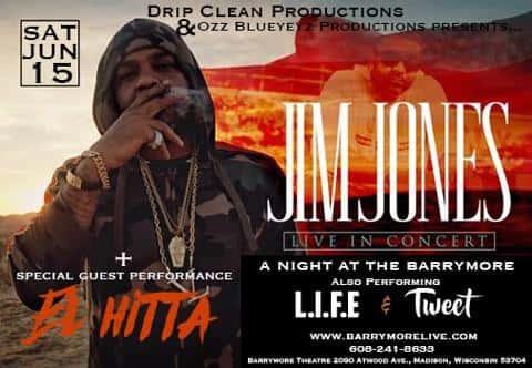 Buy Tickets To Jim Jones
