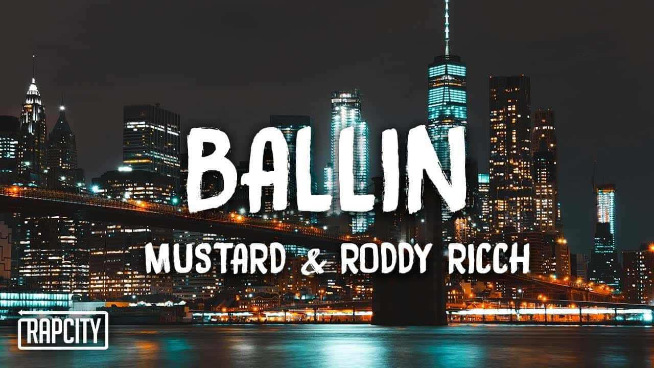 Mustard ft roddy Rich – Ballin' [Daily JAM] | 93.1 JAMZ