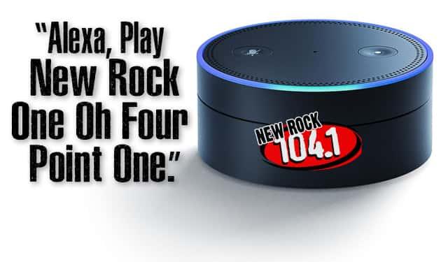 New Rock 104 1 FM - KFRR-FM