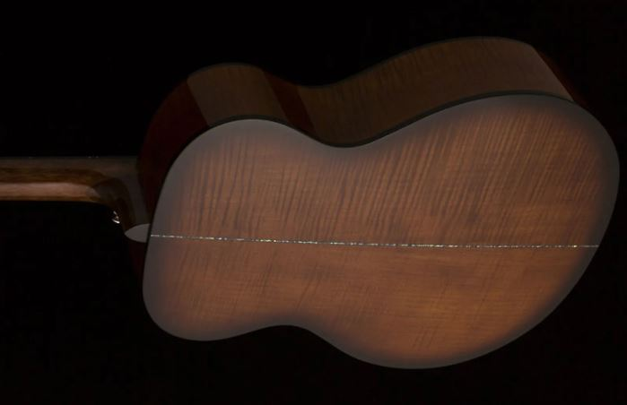 4c0166b679 Item 413 – PRS SE T50E Acoustic Guitar with Hardshell Case from ...