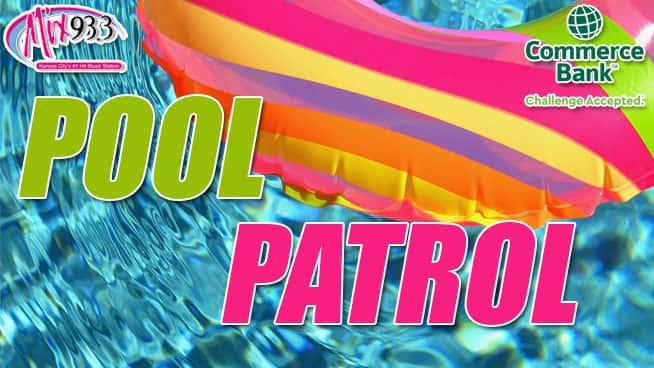 Mix 93 3's Pool Patrol   Mix93 3