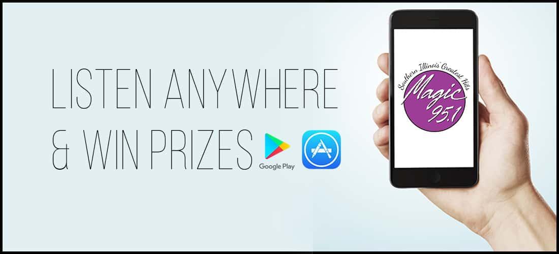 Download the Magic 95 1 App | Magic 95 1