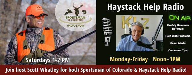Haystack Help Radio-Sportsman of Colorado with Scott Whatley
