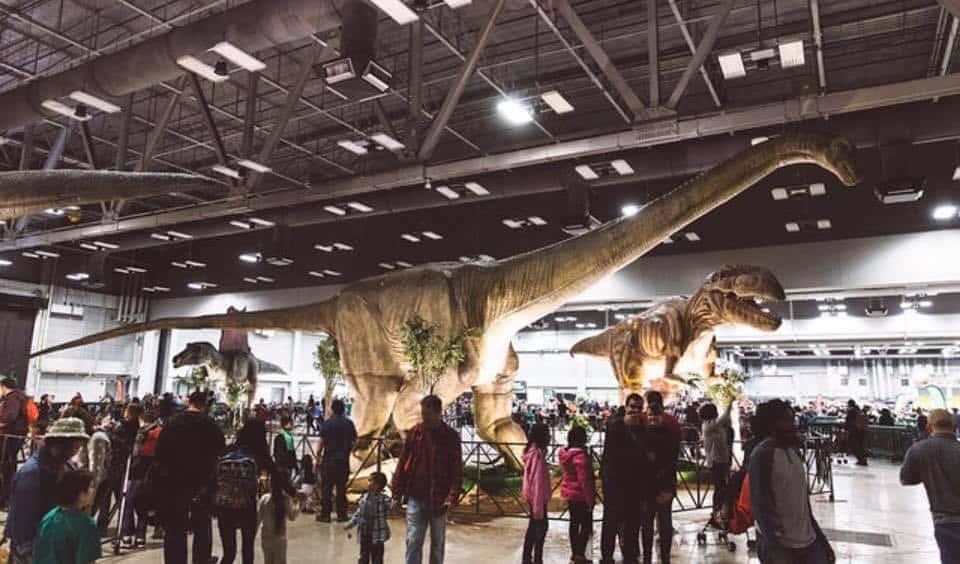 Jurassic Quest | The River 103 7 | Reno Media Group, LLC