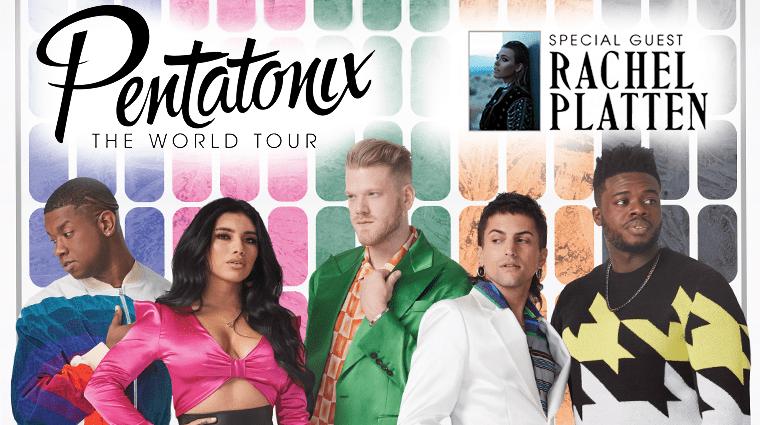 Pentatonix: The World Tour | The River 103 7 | Reno Media
