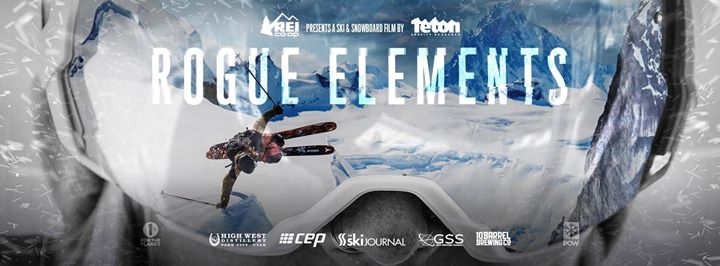 Reno premiere of Rogue Elements, presented by REI | Ten