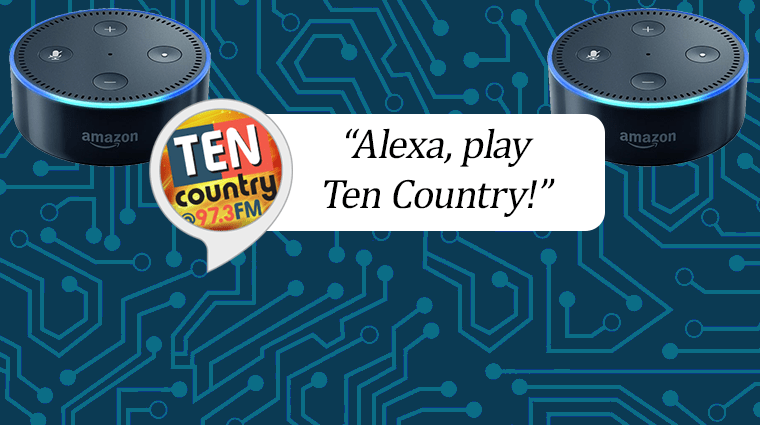 Amazon Alexa Skills Have Arrived | Ten Country 97 3 | Reno Media