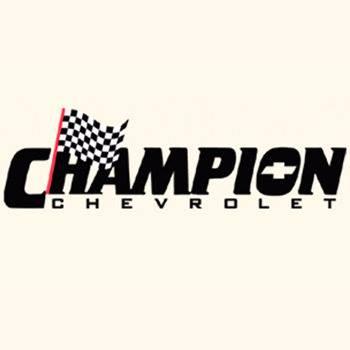 Champion Chevrolet Logo Ten Country 97 3 Reno Media Group Llc