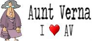 aunt verna logo