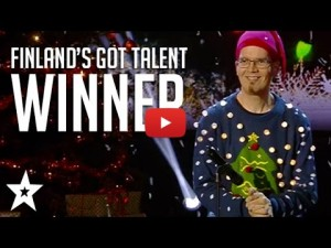 finlands got talent winner
